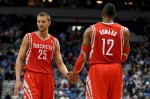 dwight howard et chandler parsons