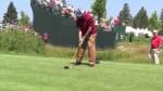 Golf: Charles Barkley a désormais un swing a une main