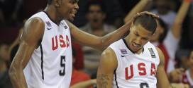 La liste des 19 joueurs sélectionnés pour le camp de Team USA dont Derrick Rose