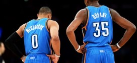 Mix: Kevin Durant & Russell Westbrook – Distant Relatives