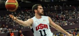 Mini-Camp Team USA:  Kevin Durant et Kevin Love seront là; Michael Carter-Williams 42ème pré-sélectionné;