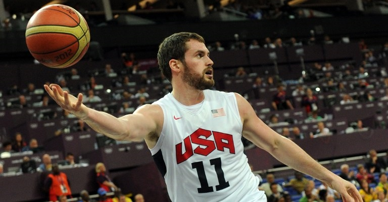 kevin love usa
