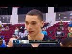 Les highlights de Zach LaVine: 22 points et 4 passes
