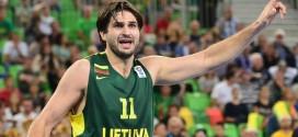 Coupe du monde : pas de Linas Kleiza pour la Lituanie