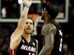 mike miller et LeBron James