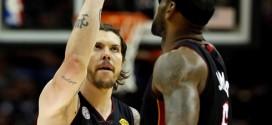 LeBron James était très mécontent de la décision du Heat d'Amnistier Mike Miller