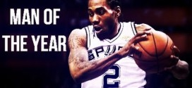 Mix: Kawhi Leonard – Man of The Year