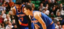 Les Knicks tentent d'échangerd'autresjoueurs