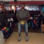 Quand Andre Drummond confond bowling et basket