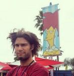 robin lopez et Tahiti Bob