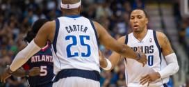 Mavericks: plus de chances de conserver Vince Carter que Shawn Marion ?