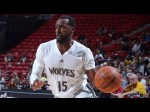 [Summer League]Les highlights de Shabazz Muhammad (27 pts) et TJ Warren (22 pts)