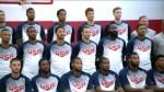 Team USA: les highlights du premier jour de camp en mode Phantom