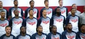 Officiel : les 12 joueurs de Team USA sélectionnés pour la Coupe du monde