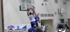 Wesley Matthews inscrit 64 points lors du Milwaukee Pro Am