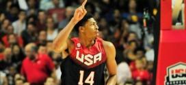 Team USA: un rôle très important pour Anthony Davis