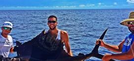 Austin Daye a fait une sacrée pêche