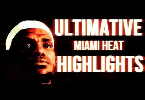 [Mix] LeBron James: Clinic – Ultimative Miami Heat Highlights