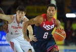 Derrick Rose team usa