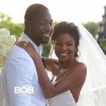 Dwyane Wade s'est marié avec Gabrielle Union
