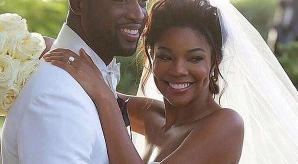 People: Dwyane Wade s'est marié avec Gabrielle Union