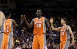 Earl Barron Phoenix Suns