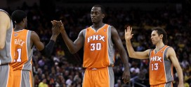 Les Sunsinvitent Earl Barron et Casey Prather à leur training camp