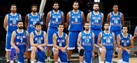 La Grèce dévoile son effectif pour la coupe du monde