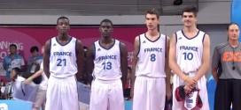 [Jeux Olympiques de la jeunesse] 3×3: la demi-finale et la finale de la France