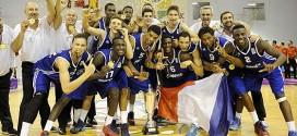 Vidéo: l'équipe de France championne d'Europe des moins de 16 ans