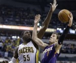 Roy Hibbert, Goran Dragic