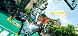 Guy Dupuy remporte le Sprite Slam Dunk Showdown de New York