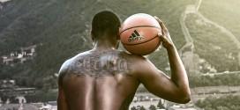 John Wall dévoile son nouveau tatouage'Great Wall'
