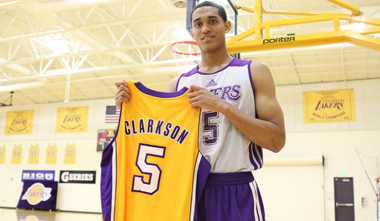 Jordan Clarkson