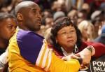 Judy Seto et Kobe Bryant
