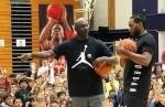 Kawhi Leonard & Michael Jordan i