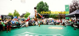 Kenneth Edwards remporte le Sprite Slam Dunk Showdown d'Indianapolis