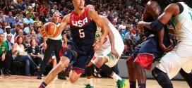 Team USA: Mason Plumlee et Klay Thompson assurés d'être à la coupe du monde ?