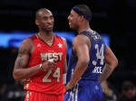 Kobe Bryant Paul Pierce