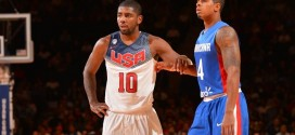 Team USA: les highlights de Kyrie Irving et James Harden