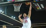 Mason Plumlee team usa dunk