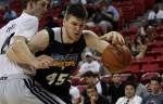 NBA: Summer League-Charlotte Bobcats vs Memphis Grizzlies