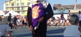 Photo: voici Metta World Peace alias Pandas Friend