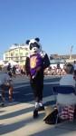 Pandas Friend Metta World Peace
