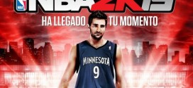 Le trailer de NBA 2K15 version Ricky Rubio