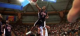 Il y a 14 ans Vince Carter réalisait le dunk le plus fameux de l'histoire