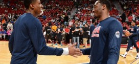 Team USA : John Wall, Bradley Beal et Paul Millsap coupés