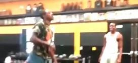 Vidéo: Brandon Knight fait apprécier sa détente
