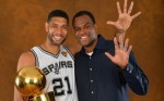 david robinson tim duncan