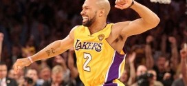 Mix : les highlights de Derek Fisher en carrière